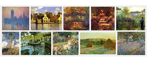 Claude Monet's House & Garden