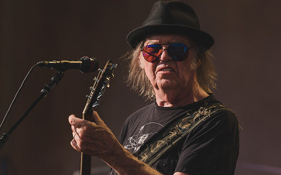 Neil Young co-headlines Nowlan Park with Bob Dylan