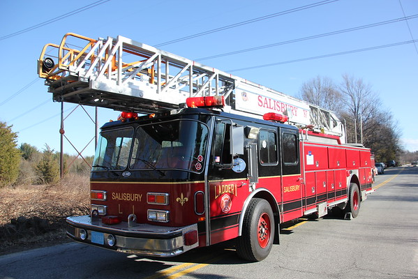 Seabrook NH 2nd Alarm 47 Weare Rd 04/04/2015