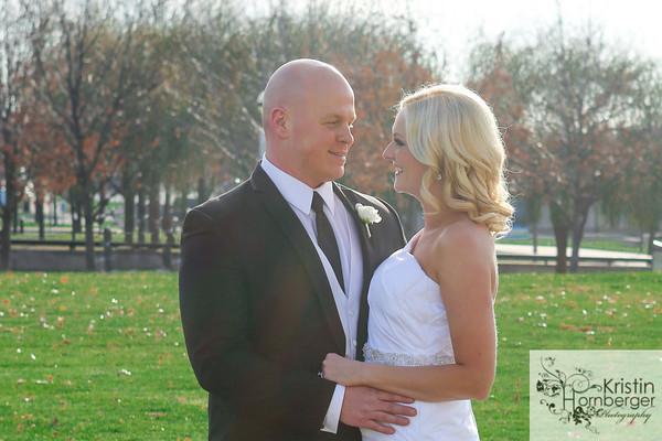 Sarah + Ryan = Married!