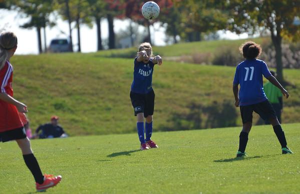 Lydia - October 2014 Soccer Pics
