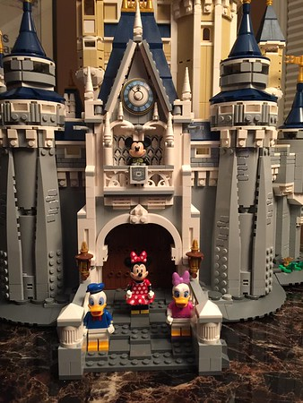 Disney World  Lego Sets