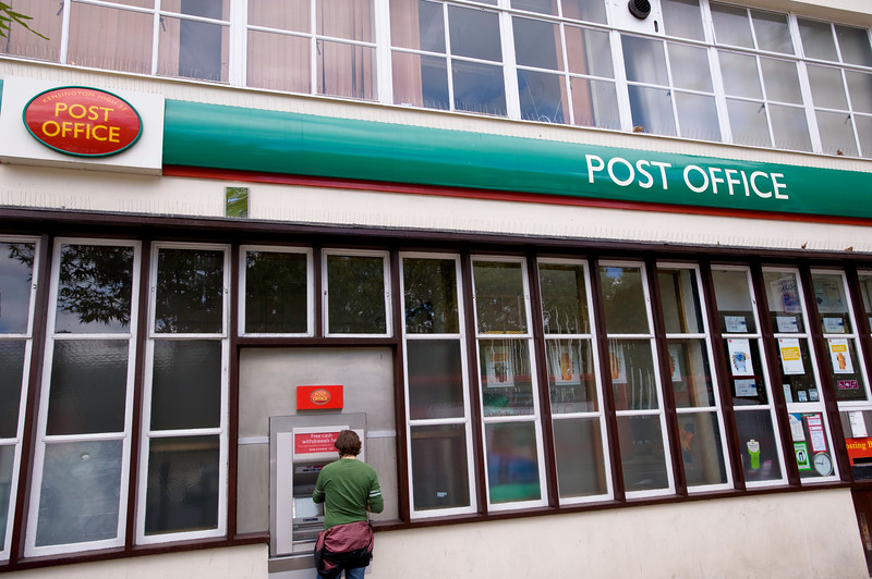 Post Office, London, United Kingdom