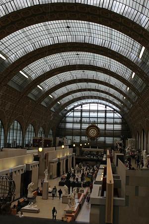 Paris Day 7 - D'Orsay