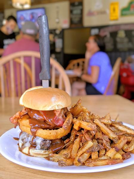 Cape Breton Ingonish Coastal Restaurant Ringer Burger 4.jpg
