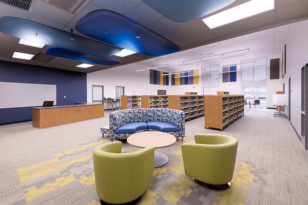 Schorr Architects - Thomas Ewing Junior High