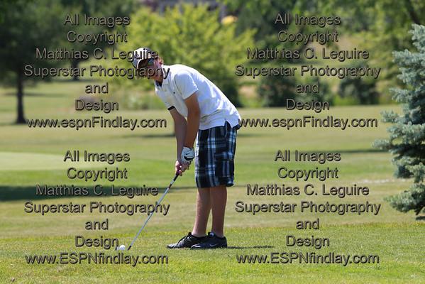 2012-06-08 Van Buren Golf Camp Day Five