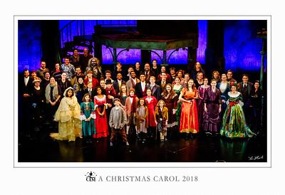 CTM Christmas Carol  2018