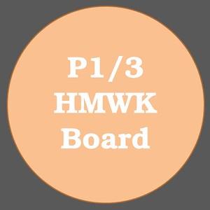 P1/3 HMWK