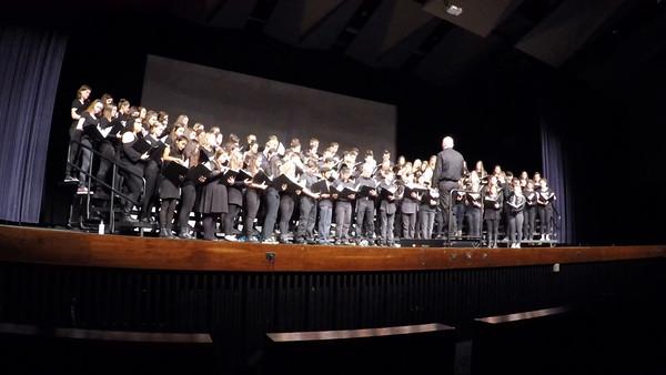 CRNorth Touring Choir UK 2016