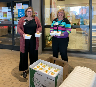 The Herbfarm Meals for Hospitals March 19th