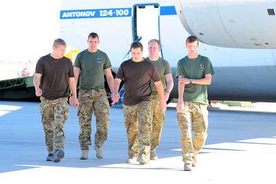 British Personnel