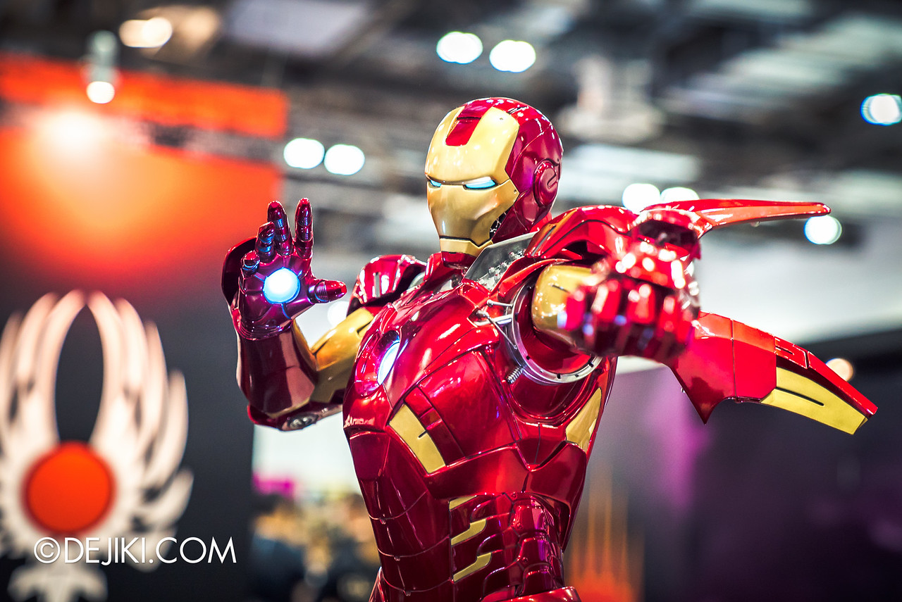 STGCC 2016 - Imaginarium Art / Iron Man 2