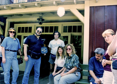 Disneyland 1998 September