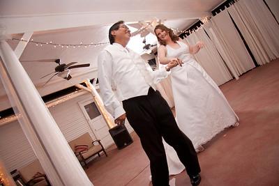 Jenkins/Pierce Wedding
