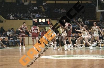 1978-1979 Men's Baseketball