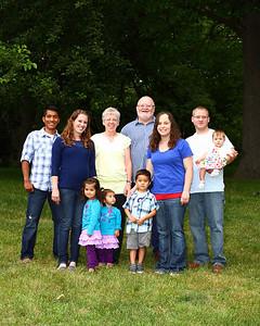 Medema Family