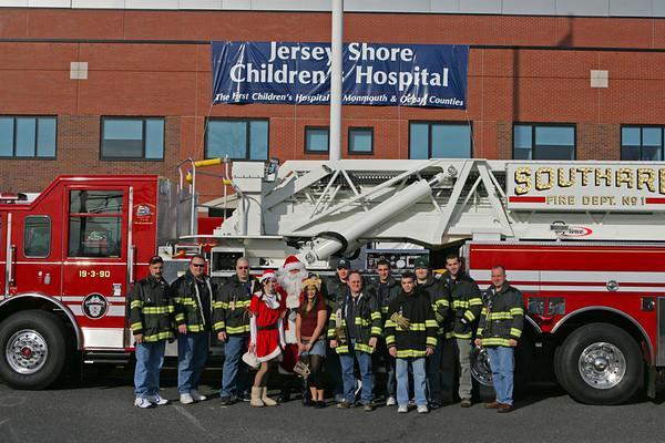 Christmas at the Hospital 12-24-05