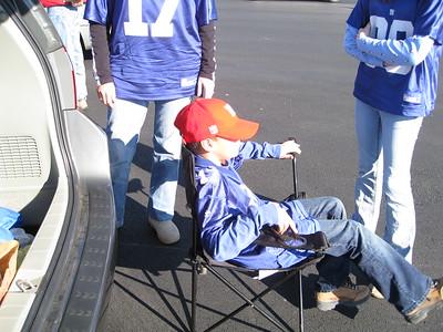 11-25-07 Giants Game