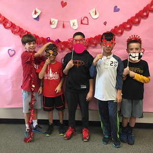 Valentine's Day Party :: February 2017 (4th Grade)