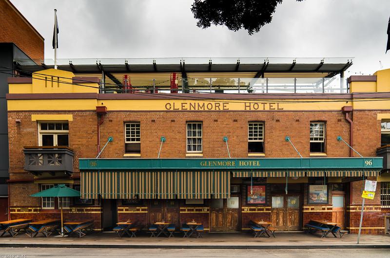 Glenmore Hotel, The Rocks, Sydney