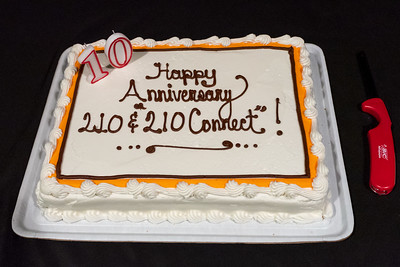 2018-10-08 Tenth Year Anniversary Celebration of 210 & 210 Connect