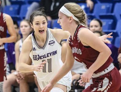 KWC women's basketball vs Lindenwood Belleville - 11-27-19 - Messenger-Inquirer