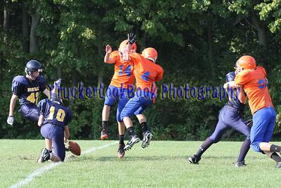 2011 8th-Grade Football / Norwalk