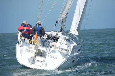 Corinthian YC, YRA-OYRA Drakes Bay I, 6/9/07