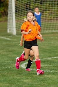 Emma Soccer Fall 2015