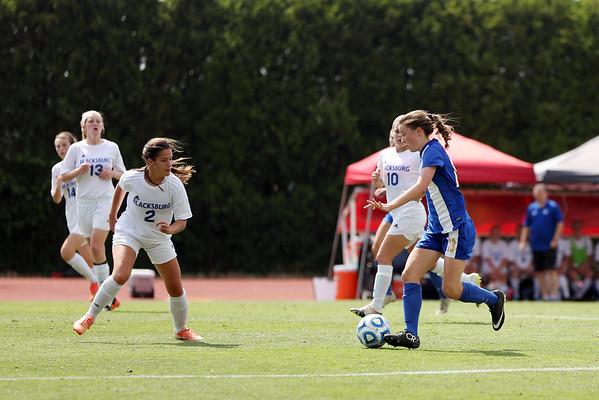 Western girls soccer falls in final 2015
