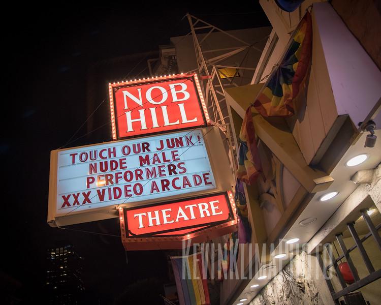 Nob Hill Theatre