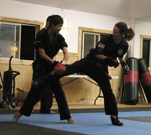 2004 Red Belt Black Stripe Test