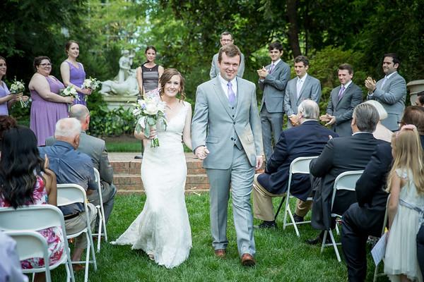 Mr. & Mrs. Mason