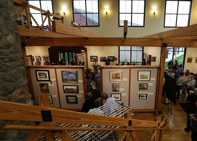 Montgomery County 2015 Courting Art Exhibition