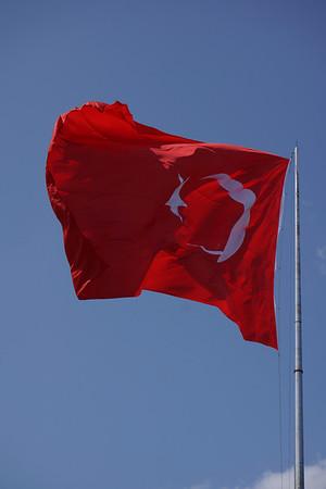 Istanbul, Turkey - August 2013