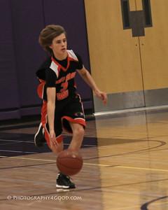 JV Boys Basketball 2015-16