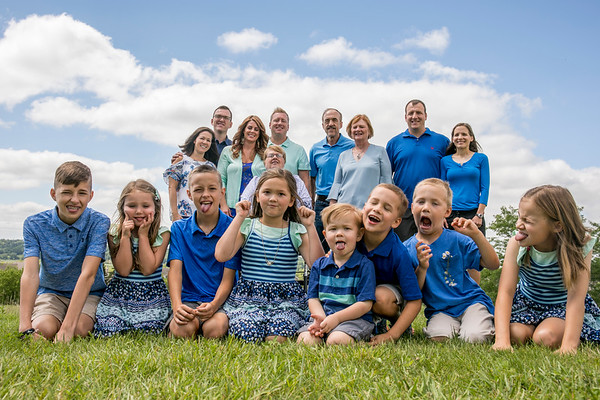 Pedersen Family Portraits 2017