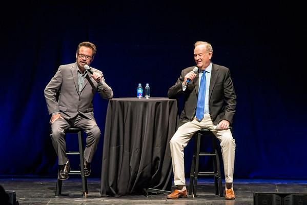 Dennis Miller And Bill O'Reilly October 23, 2015