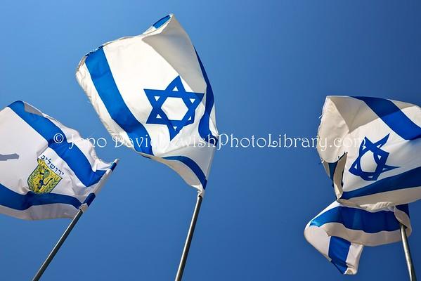 ISRAEL, Jerusalem, Old City, Jewish Quarter. Miscellaneous (8.2016)