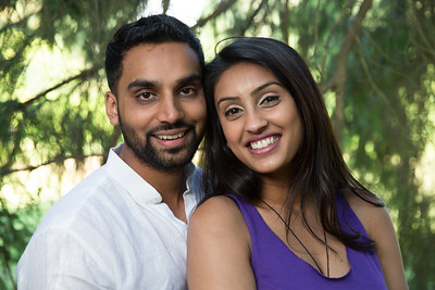 Bhumi and Chirag