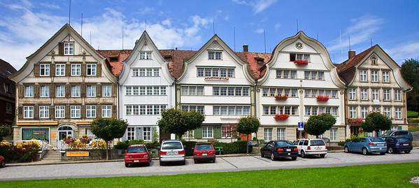 Houses of Appenzell