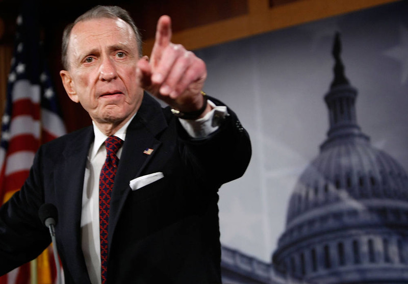 . U.S. Sen. Arlen Specter.  (Photo by Alex Wong/Getty Images)