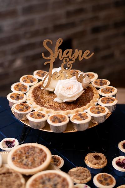 Wedding Cake Pie