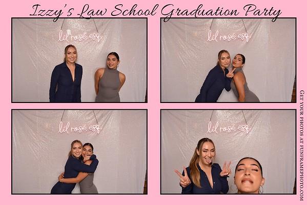Izzy's Law School Grad Party