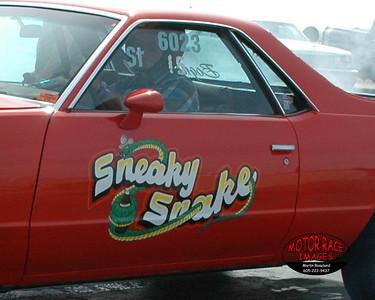 """Bert Bogner  ~ """"Sneaky Snake"""""""