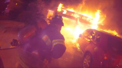 Wheatgrass Cir. House Fire