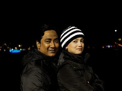 Saman and Usman Vivid Sydney