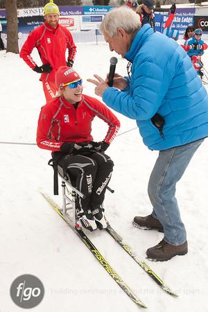 2012 City of Lakes Loppet-Saturday - Sit Ski Challenge - 2-4-12