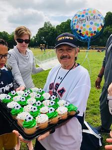 Coach Lenny's Birthday - May 11